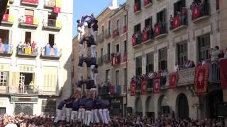 preview picture of video '2014-10-26. Capgrossos de Mataró, 3 de 9f, Girona'