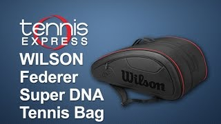 Big Wilson Tennis Bag Free Video Search Site Findclip