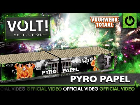 Pyro + Papel