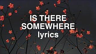 Halsey   Is There Somewhere (Lyrics)