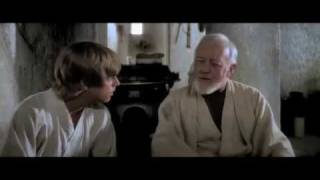 Star Wars: Luke's Father--Certain Point of View