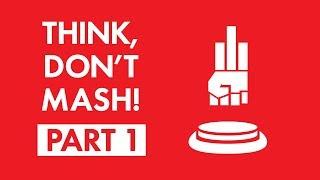Denken Sie, nicht zerdrücken! Teil 1: Mit fünf Zügen im Street Fighter gewinnen