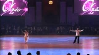Quin and Misha - Ohio Star Ball 40th Anniversary Show