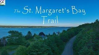 Biking On The St. Margarets Bay Trail - Halifax, Nova Scotia