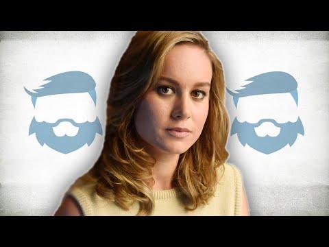 Why Anti-SJWs HATE Brie Larson (The Quartering)