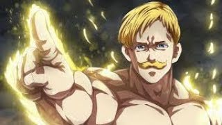 Sin Of Pride - ESCANOR 「AMV」- Hail to the King