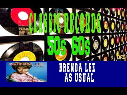 As Usual (Song) by Brenda Lee