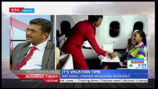 KTN Business Today 19th December 2016 - [Part 1] - It's Vacation Time in Kenya