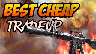 CSGO Best Cheap Trade Up Contracts 2016 - ALWAYS PROFIT