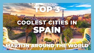 Top 3 Coolest Cities in Spain // Barcelona, Madrid, Valencia // travel guide Spain