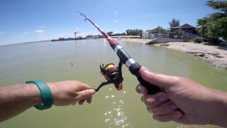 Рыбалка на азовских лиманах весной