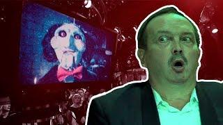 ЧТО ГДЕ ПИЛА I SAW 8 SUPER_VHS МЭШАП
