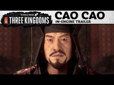 Total War: THREE KINGDOMS – Cao Cao In-Engine Trailer thumbnail