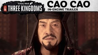 Total War: THREE KINGDOMS – Cao Cao In-Engine Trailer