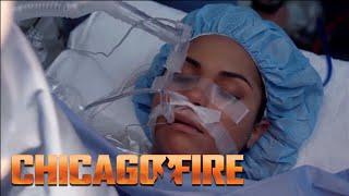 Dawson's Miscarriage   Chicago Fire