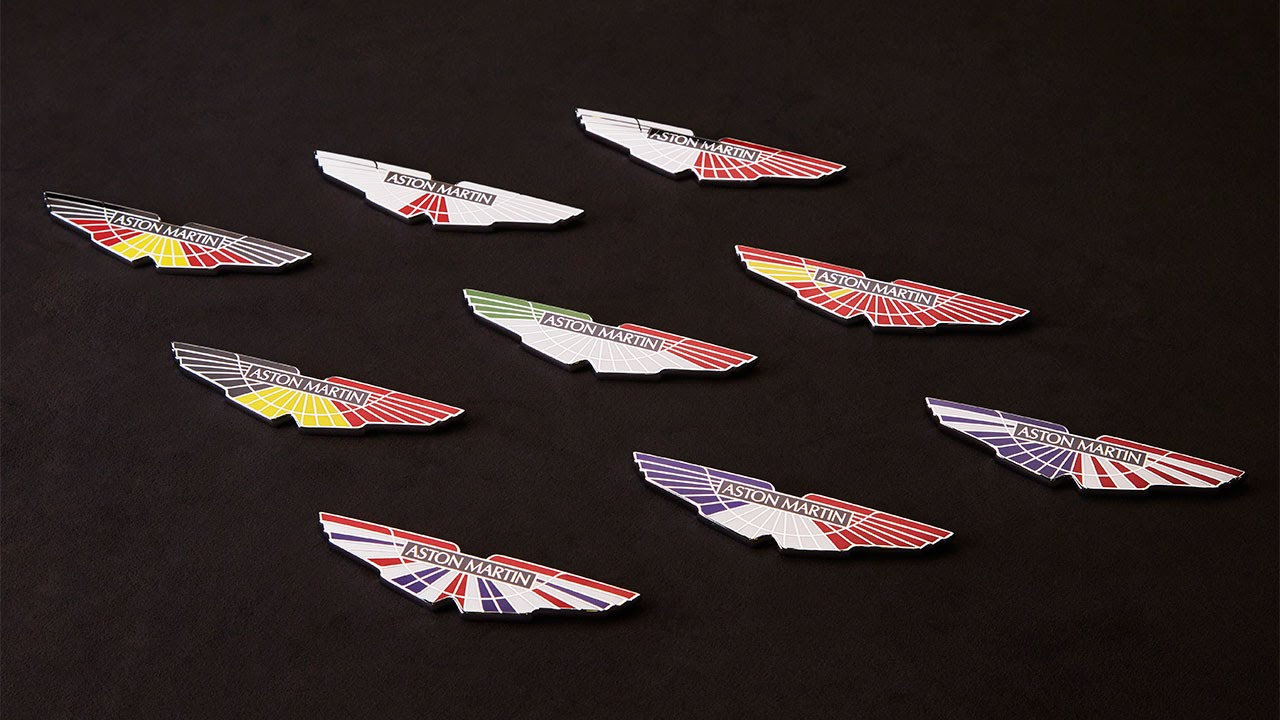 You Can Buy A Set Of Aston Martin's Iconic Wings (For Over $6000)