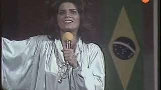 Denise de Kalafe - El amor... cosa tan rara (vivo, Festival OTI 1978)