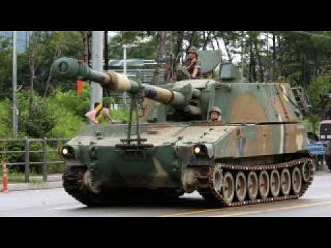 US, SKorean troops start drills amid NKorea standoff