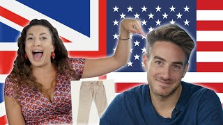 Brits Vs. Americans: Who Speaks Proper English? Pt 2