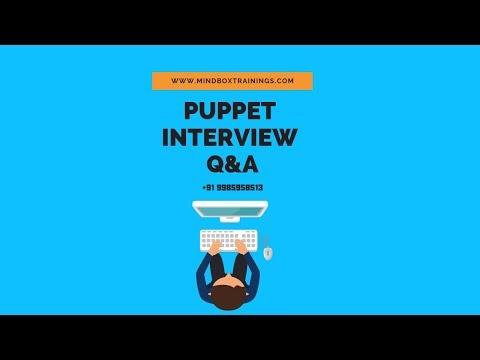 Devops Online Training   Puppet Online Training Q & A 5   DevOps ...