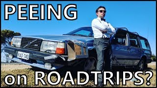 A Wee Guide To Peeing On Roadtrips