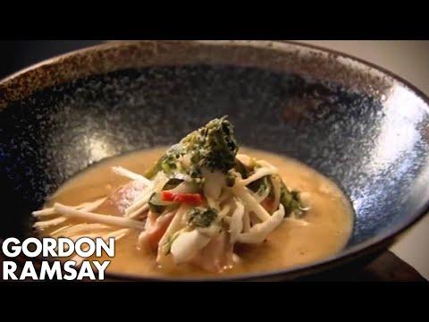 Miso Salmon - Gordon Ramsay