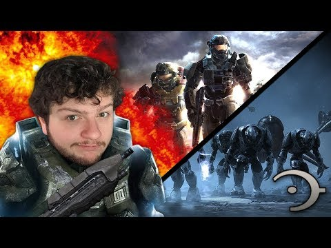 THE Funniest Halo: Reach Video EVER?! *WITH FACECAM*