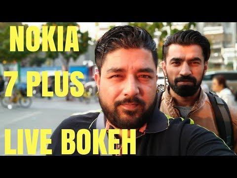 Nokia 7 Plus Camera Review Full Features Hindi India