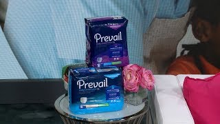 Protective Hygiene Products and Incontinence with Prevail®   The Balancing Act