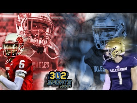#3 Smyrna visits #2 Salesianum LIVE from Baynard Stadium 302 Sports Spotlight Game