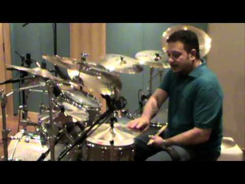 PRIDE MUSIC - Artists SetUP - Jorge Gomes - Zildjian
