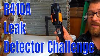 410A HVAC Leak Detector Challenge | FINAL