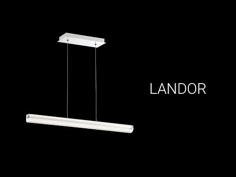 Video for Landor Chrome 24-Inch ADA LED Bath Bar