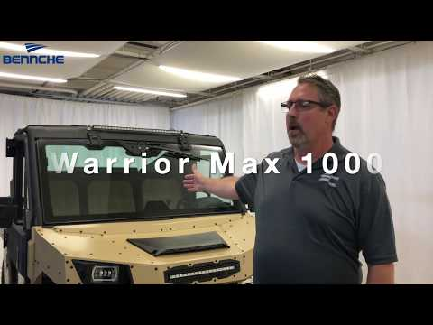 2021 Bennche Warrior Max 1000 in Columbus, Ohio - Video 2