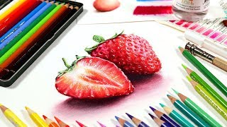 HOW TO USE COLORED PENCIL - Guide For Beginners