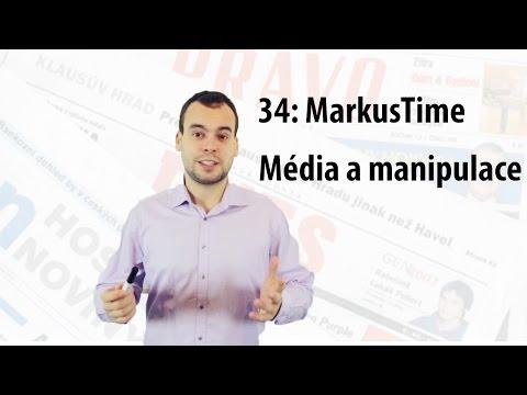 34. MT: Média a manipulace