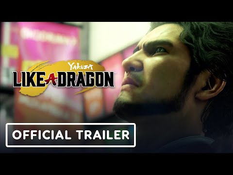 Yakuza: Like A Dragon – Official Trailer