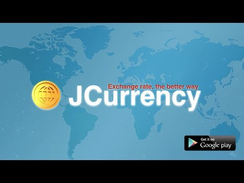Video of JCurrency