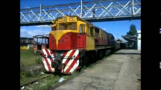 preview picture of video 'GM GT-22CU #9752 del BC&LSA regulando en Tafi Viejo (12-04-14)'