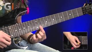 8 String Guitar Lesson