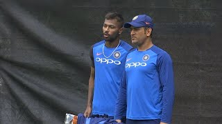 Watch: Team India's full practice session ahead of the 5th ODI in Wellington | New Zealand vs India