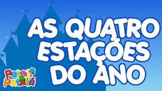 Patati Patatá  - As Quatro Estações Do Ano (DVD No Castelo Da Fantasia)