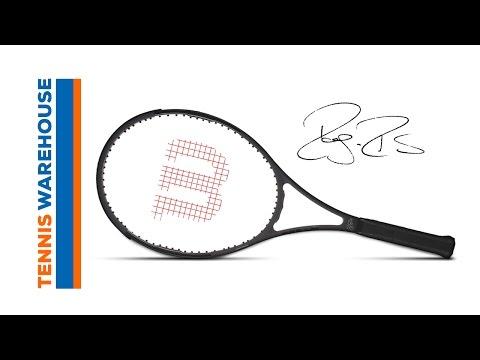 Wilson Pro Staff RF 97 Autograph (Roger Federer) Racquet Review
