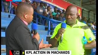 Scoreline: Kenya open at 50
