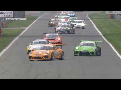 Porsche Carrera Cup Italia 2019 - Monza: Race 1 - 6 Aprile 2019