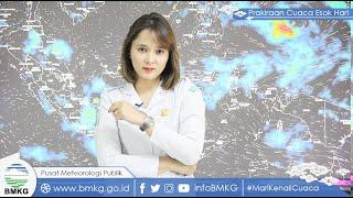 Prakiraan Cuaca BMKG Kamis 15 April 2021: 29 Wilayah Diprediksi Alami Cuaca Ekstrem
