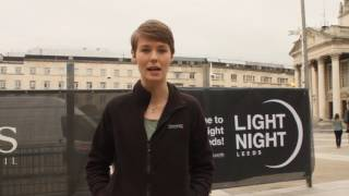 Lightwaves 2016: Sam Sebbage Introduction | Quays Culture