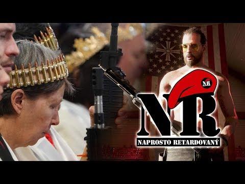 NR vysvětlení - Kostel s útočnými puškami + Far Cry 5 soutěž