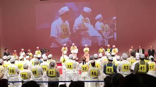 第23回素人そば打ち名人大会、表彰後半2018..11.10