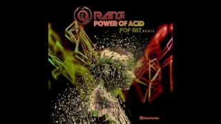 Ranji - Power of Acid (Pop Art Remix) - Official